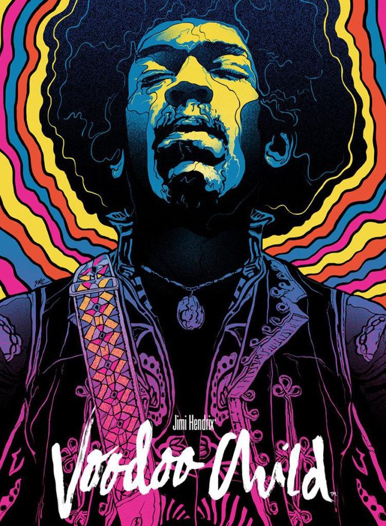 Voodoo Child Jimi Hendrix