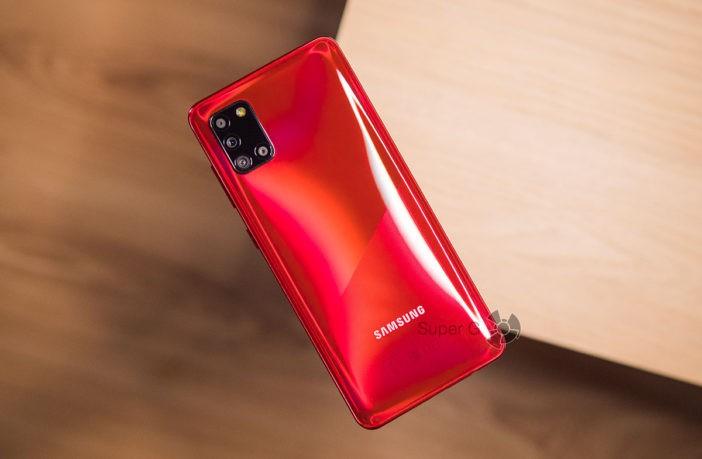 Обзор Samsung Galaxy A31 — большая батарейка и AMOLED-экран за недорого