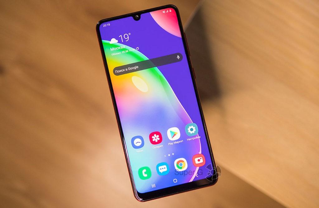 Отзывы Samsung Galaxy A31