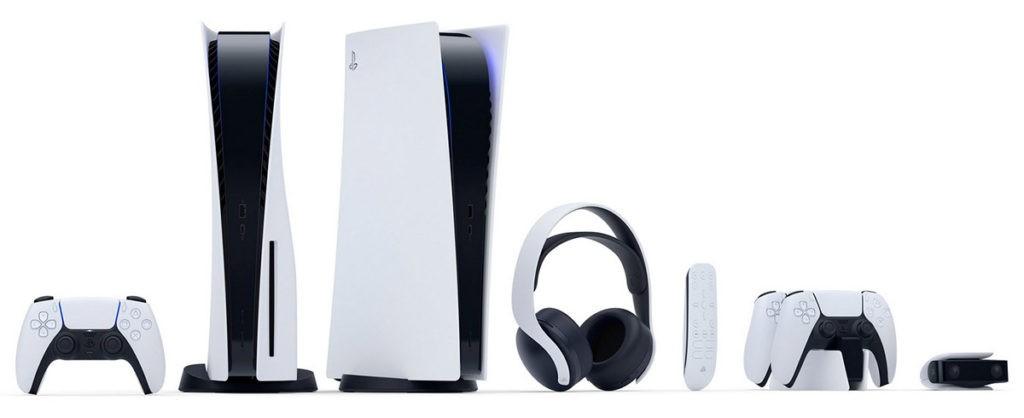 Аксессуары для Sony PS5