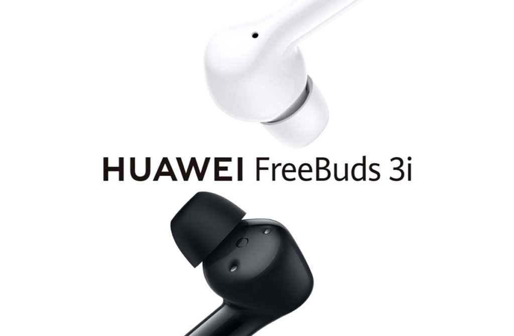 Huawei FreeBuds 3i отличия