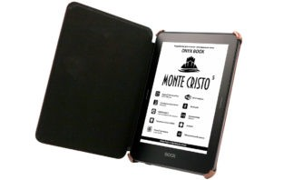 Электронная читалка ONYX BOOX Monte Cristo 5 уже здесь
