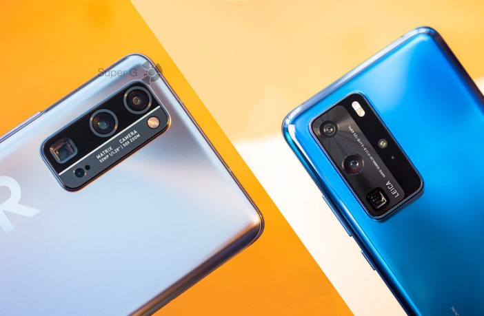 Камеры Honor 30 Pro+ против Huawei P40 Pro — большое сравнение
