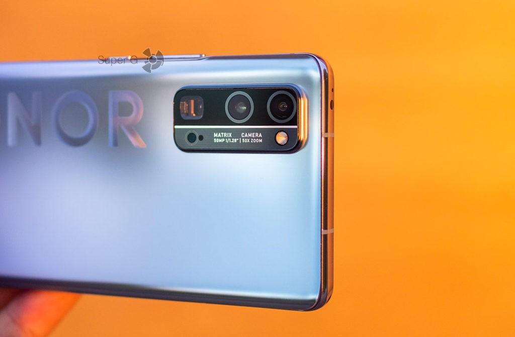 Камеры Honor 30 Pro+