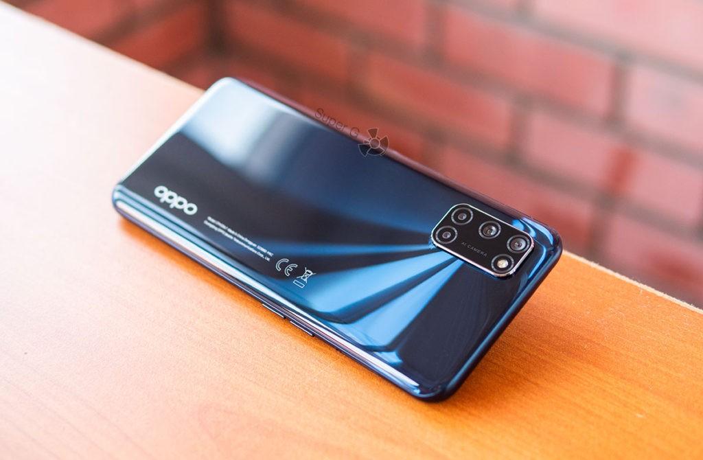 Смартфон OPPO A72 128 ГБ