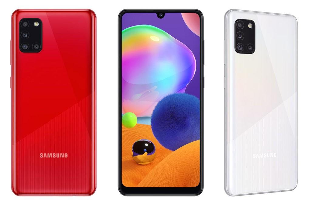 Samsung Galaxy A31 характеристики
