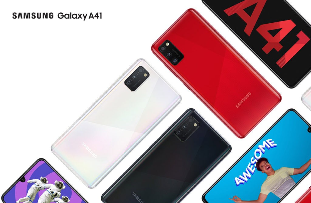 Samsung Galaxy A51 цены