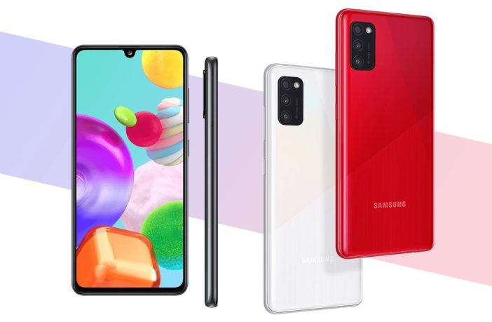 Характеристики Samsung Galaxy A41 — отличия от Galaxy A51