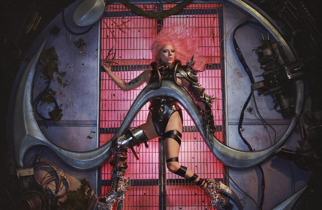 Обложка альбома Lady Gaga Chromatica