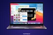 macOS Big Sur — что нового в операционной системе для компьютеров Apple