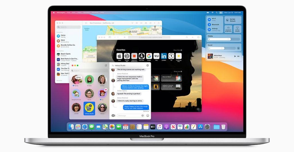 macOS Big Sur обзор