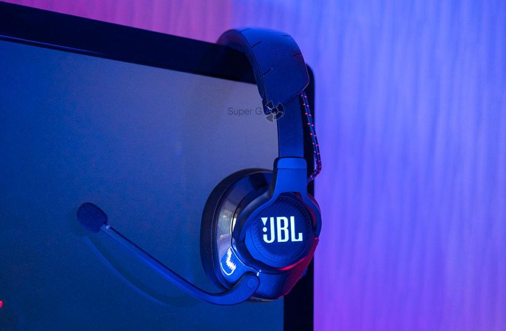 Игровые наушники JBL Quantum 600