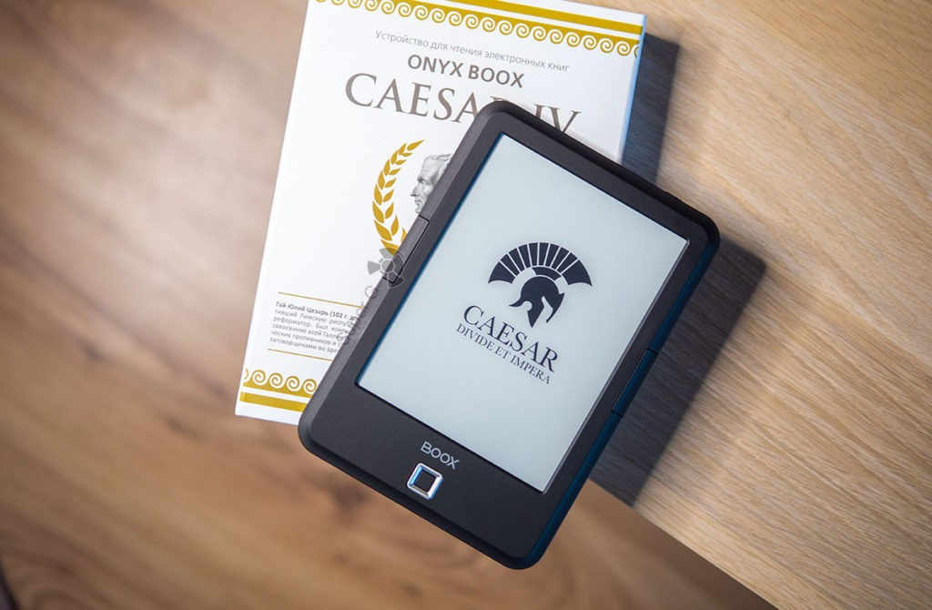Комплектация ONYX BOOX Caesar 4