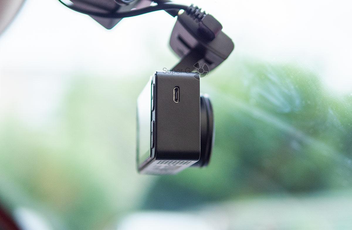 Micro USB порт для подключения Neoline G-Tech X76