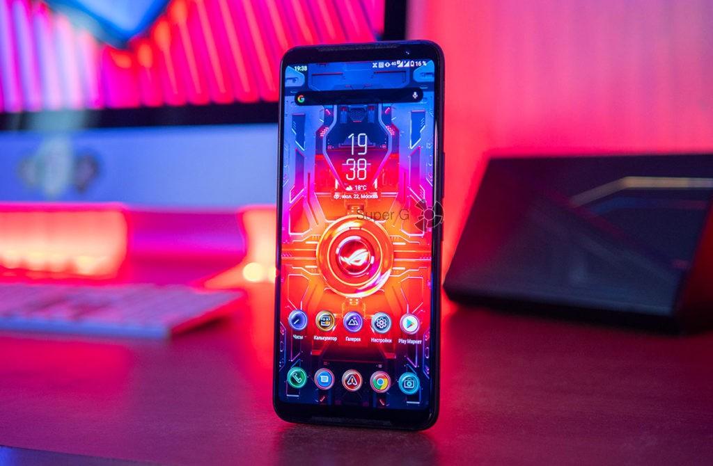 X-режим ASUS ROG Phone 3