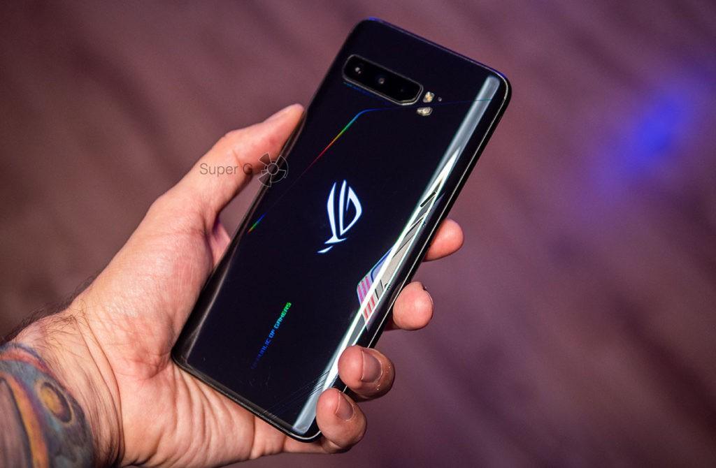 Смартфон ASUS ROG Phone 3 цена в России