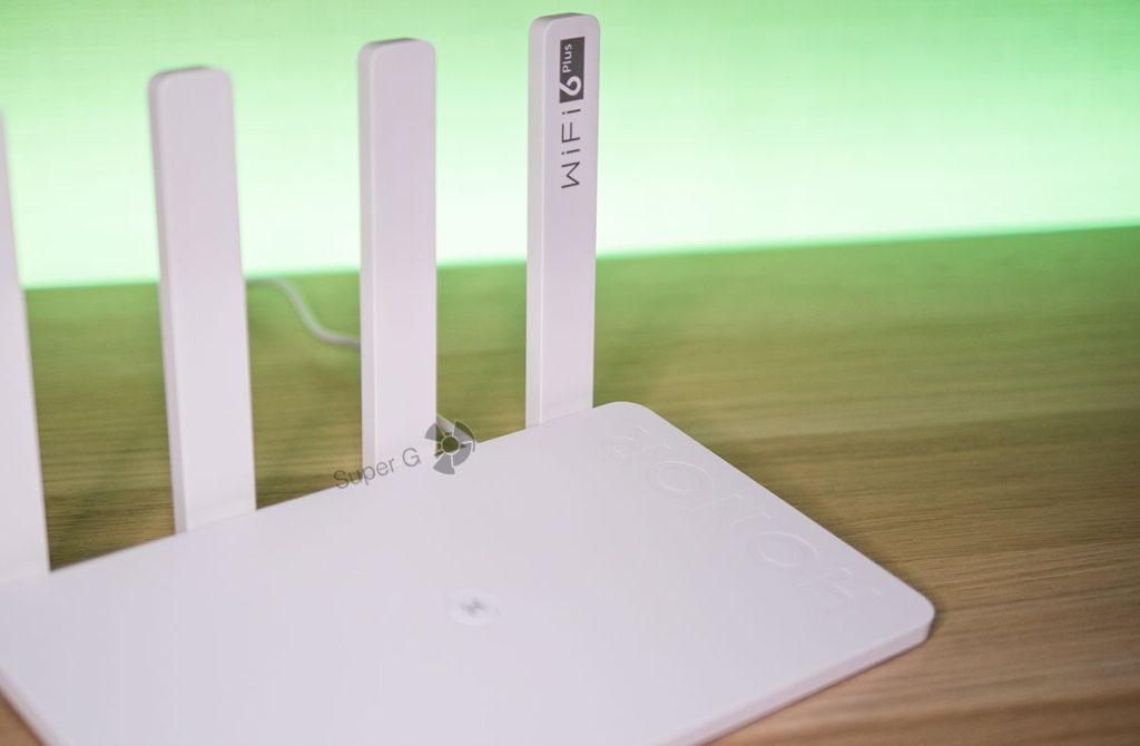 Honor WiFi 6 Router 3 настройка