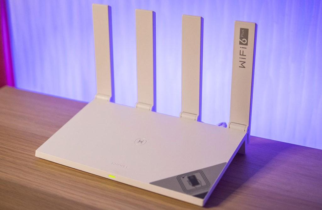 Роутер Huawei WiFi 6 AX3 Pro