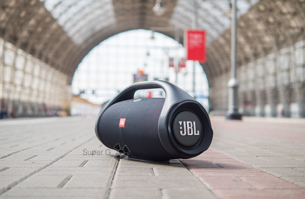 JBL Boombox 2 black черная