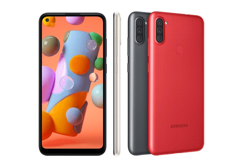 Цена Samsung Galaxy A11