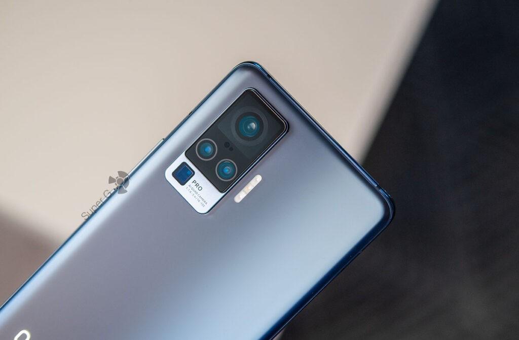 Vivo X50 Pro камеры
