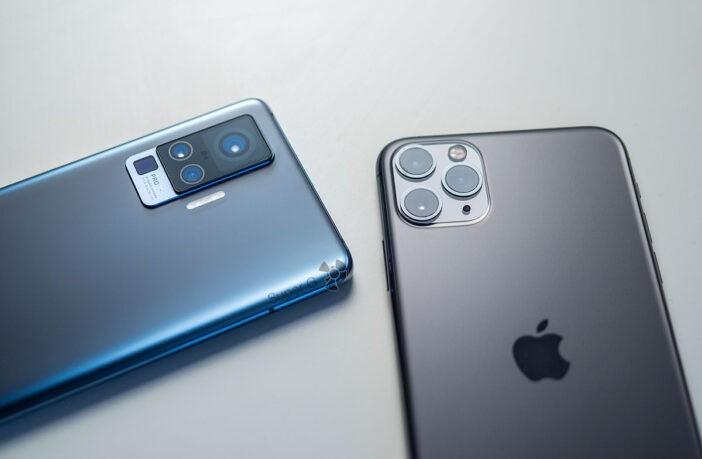 Вся правда о Vivo X50 Pro — сравнение с iPhone 11 Pro Max