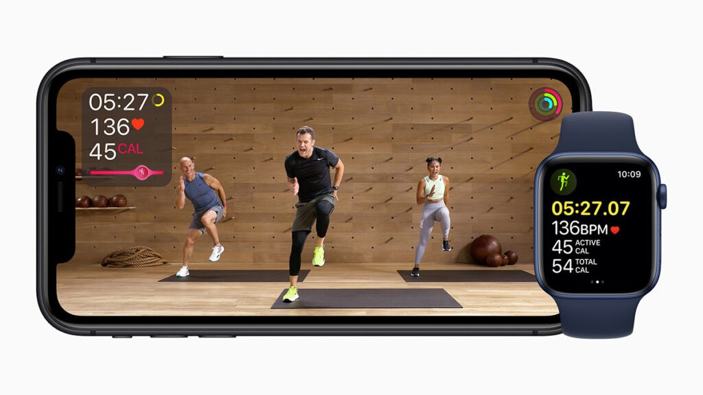 Apple Fitness+ цена