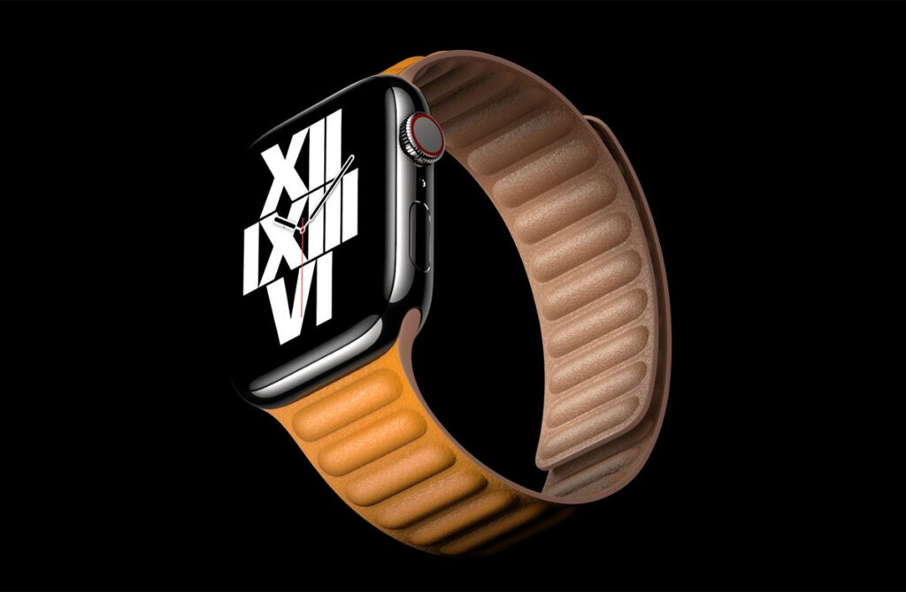 Apple Watch Seires 6 монобраслет