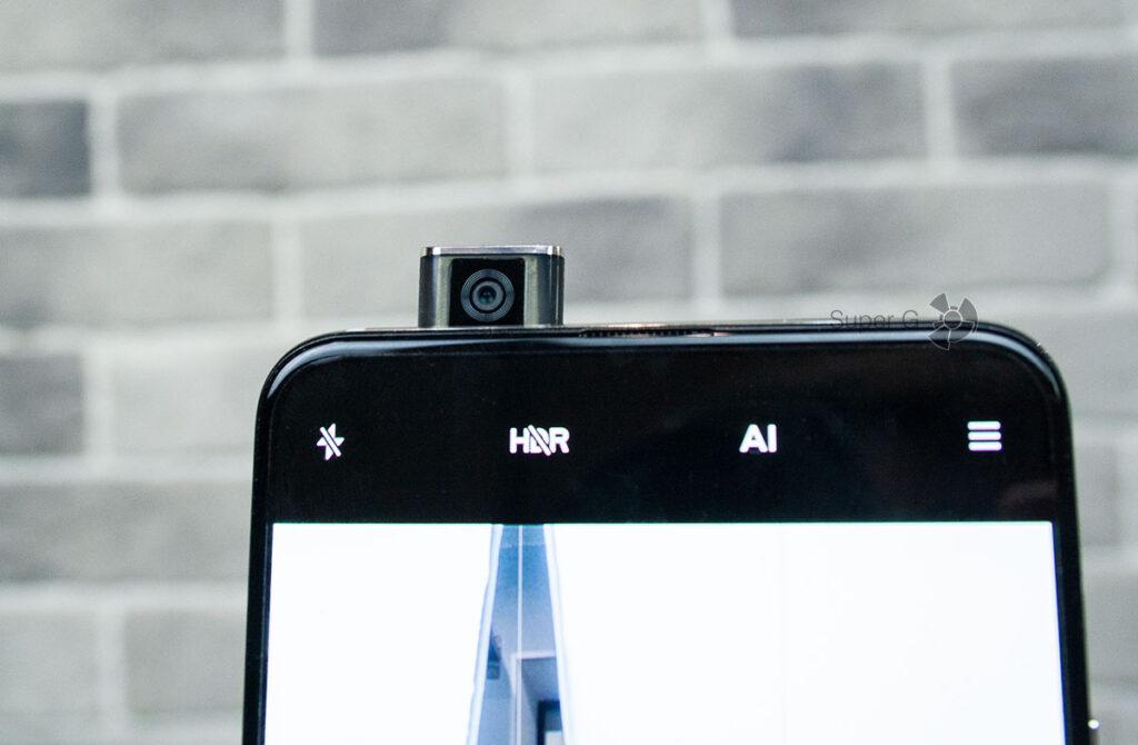 Фронтальная камера Poco F2 Pro выезжает из корпуса