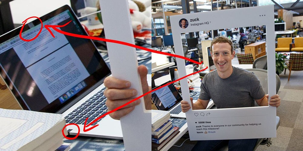 Цукерберг снова попался на слежке за пользователями