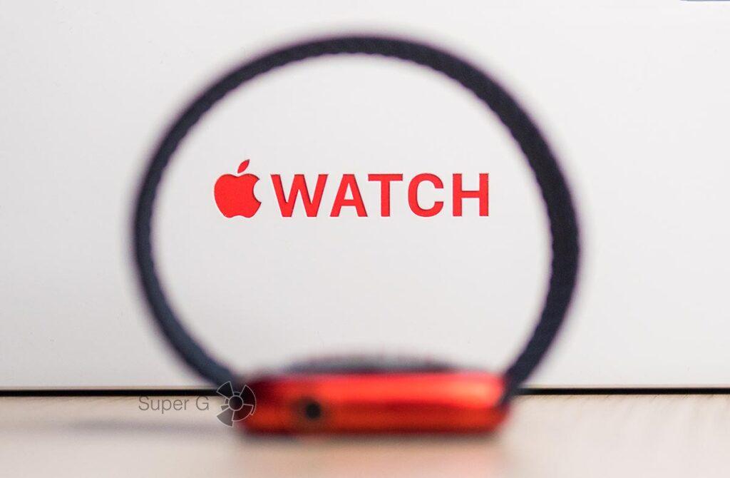 Apple Watch Series 6 умные часы
