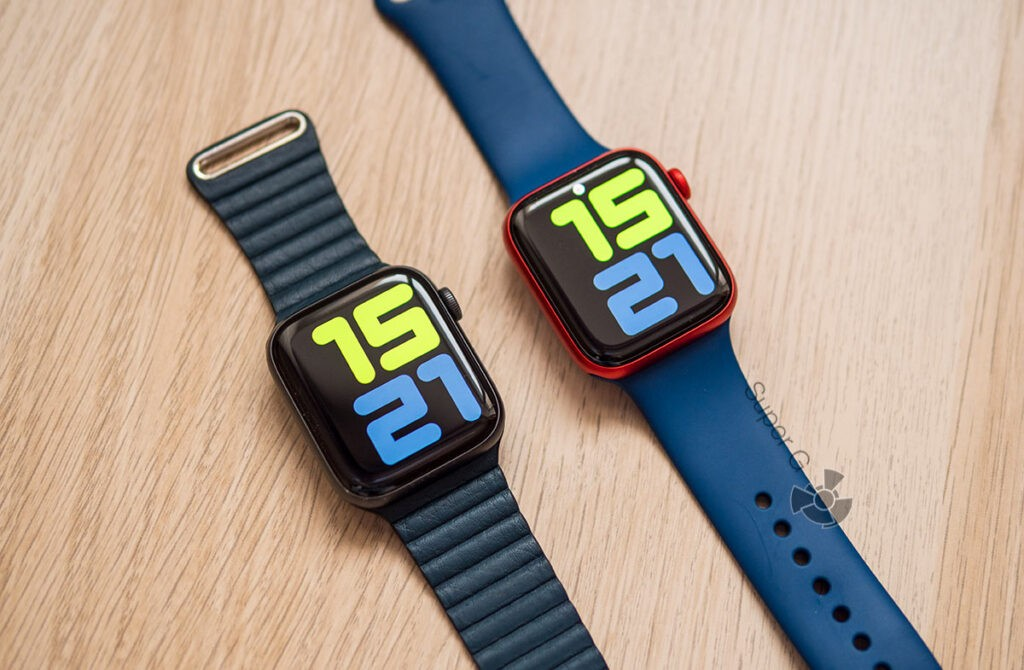 Отличия Apple Watch Series 5 от Watch Series 6