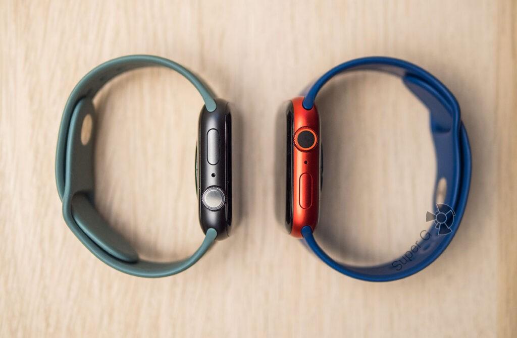 Apple Watch Series 6 и Watch Series 5