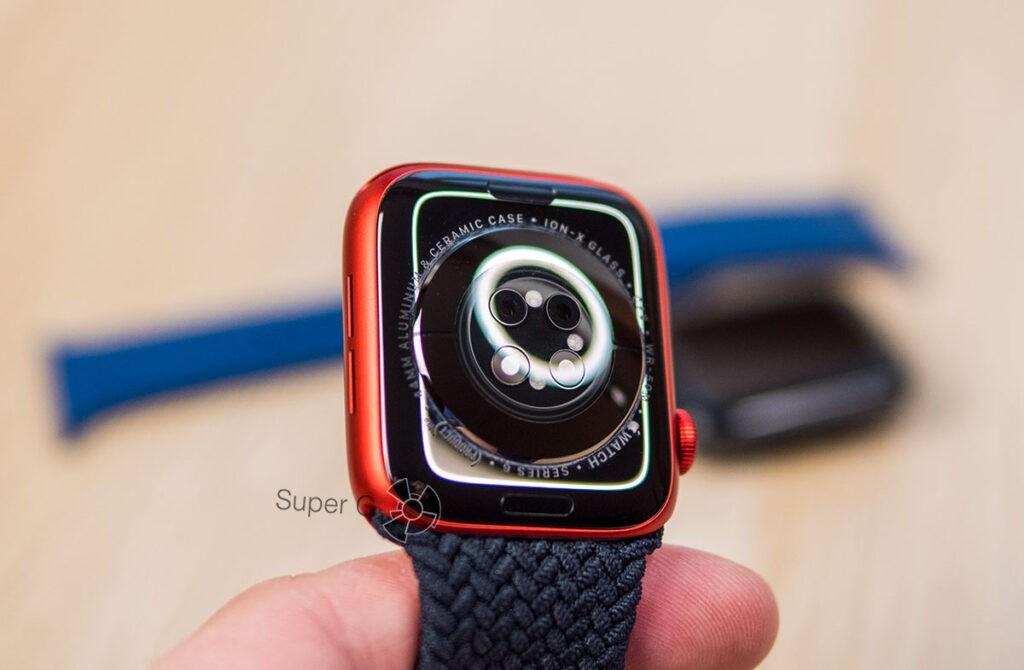 Пульсоксиметр Apple Watch Series 6