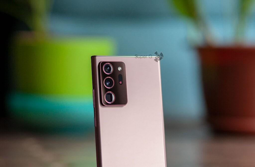 Тест камер Samsung Note 20 Ultra
