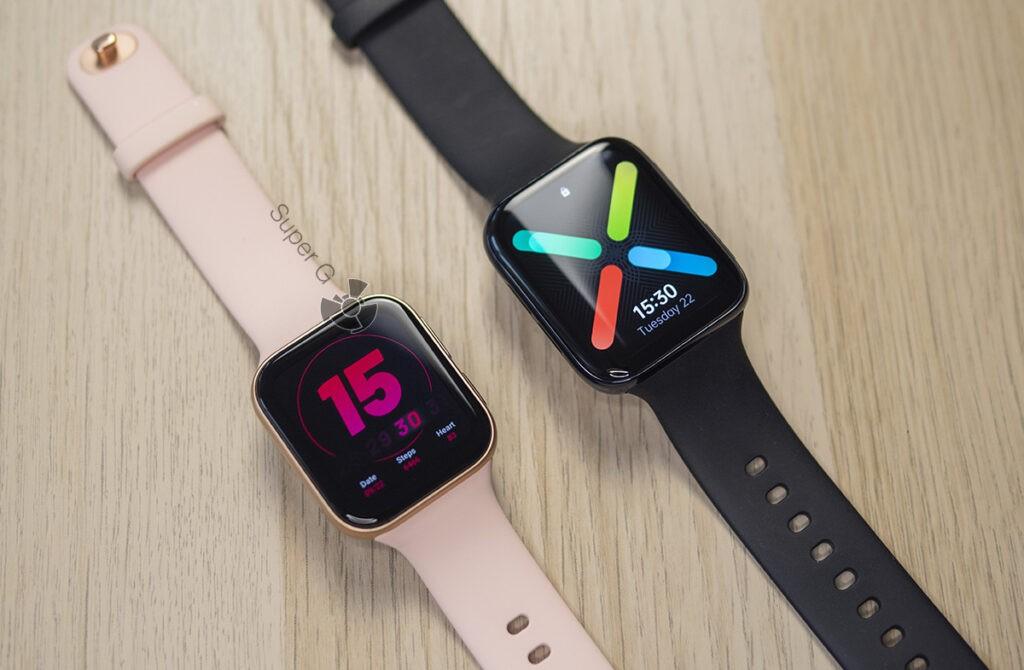 OPPO Watch умные часы