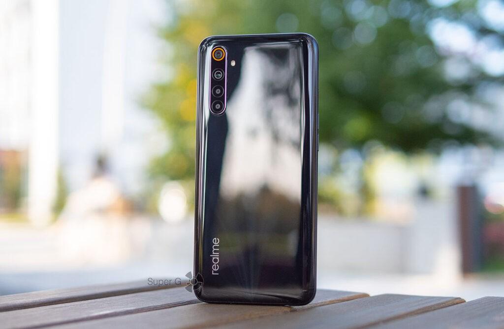 Realme 6s смартфон