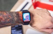 Распаковка Apple Watch Series 6