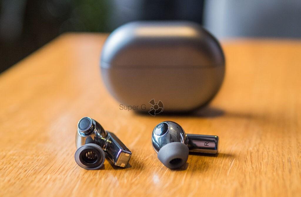 Качество звука Huawei FreeBuds Pro