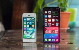 Отличия iPhone 12 от iPhone 5