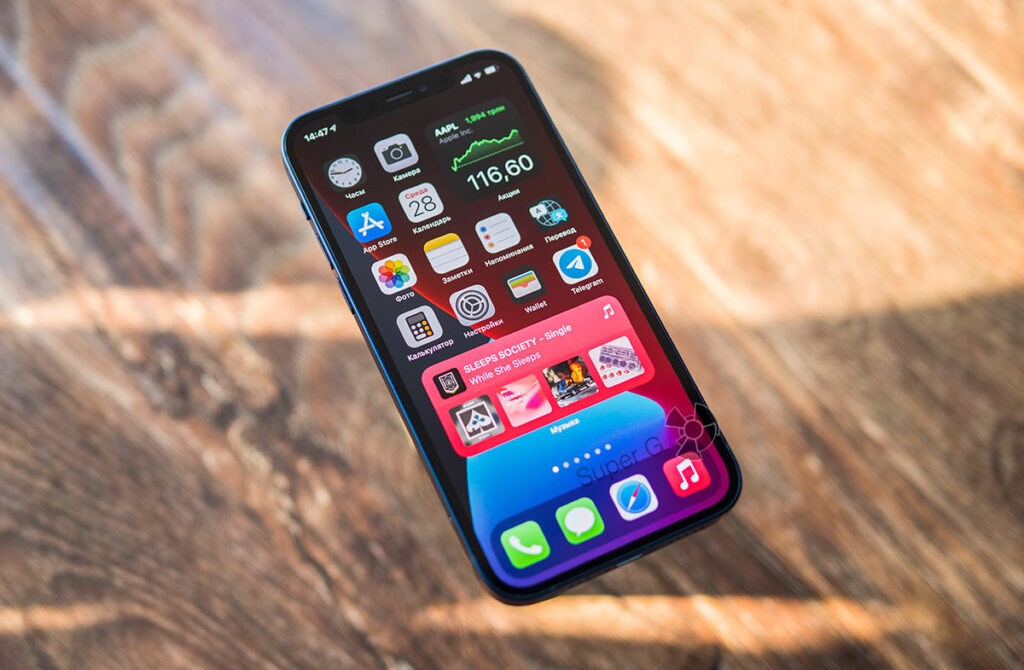 Дисплей iPhone 12 OLED