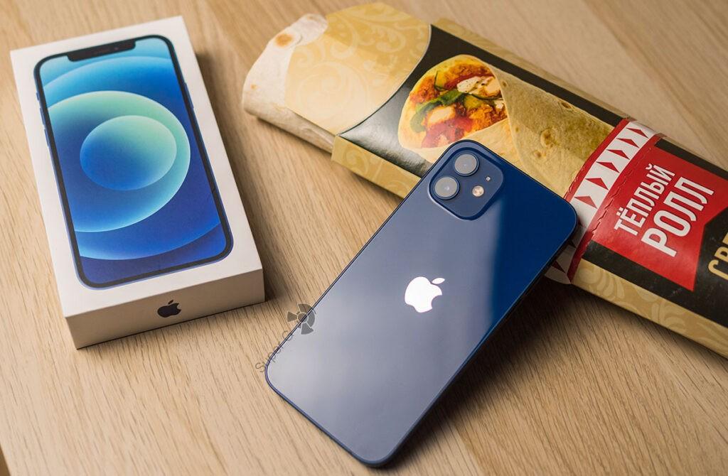 Все отзывы iPhone 12