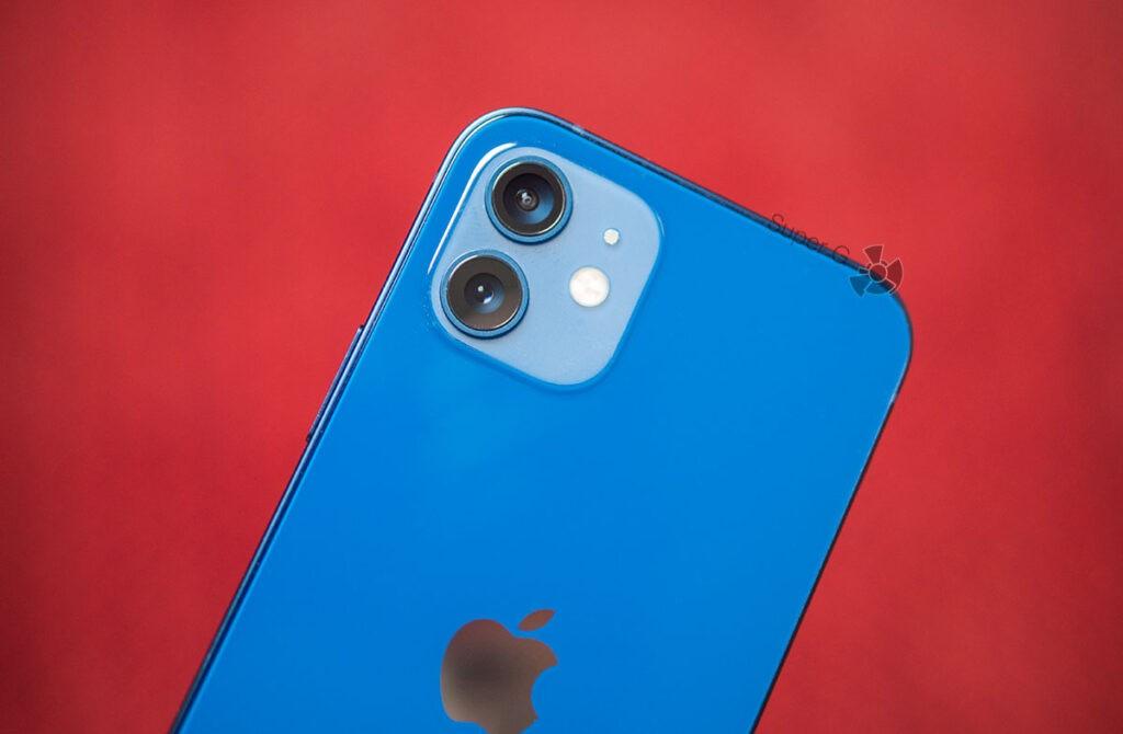Качество фото камер iPhone 12
