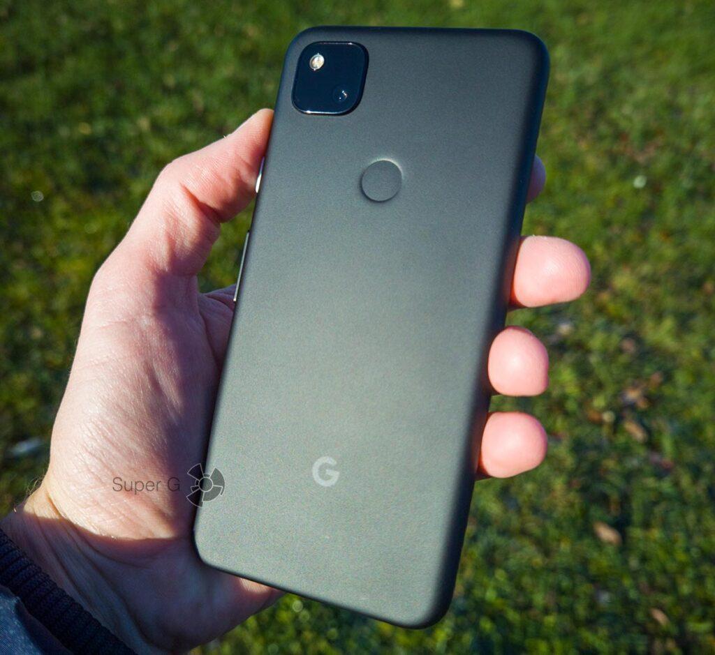 Google Pixel 4A купить