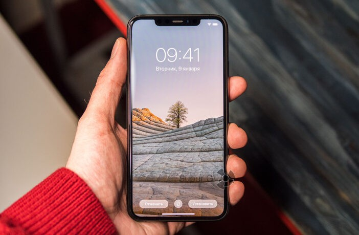 iPhone 11 Pro Max меньше, чем в iPhone 12 Pro Max