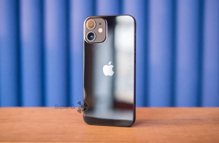 Скоросьт зарядки iPhone 12 mini
