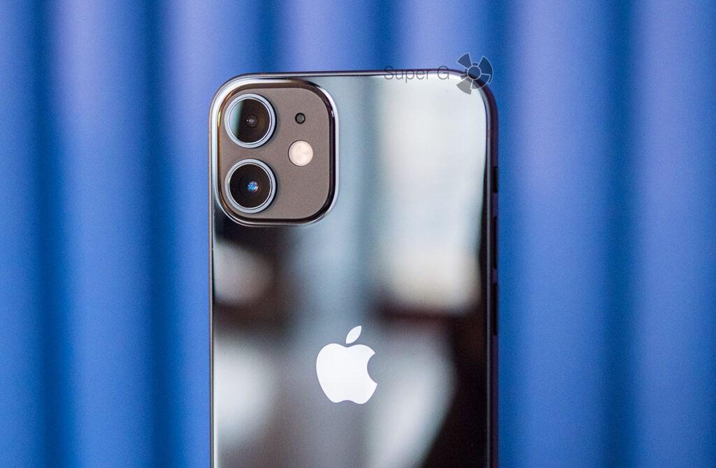 Камеры iPhone 12 mini