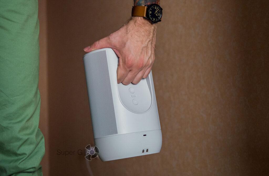 Sonos Move со встроенным аккумулятором