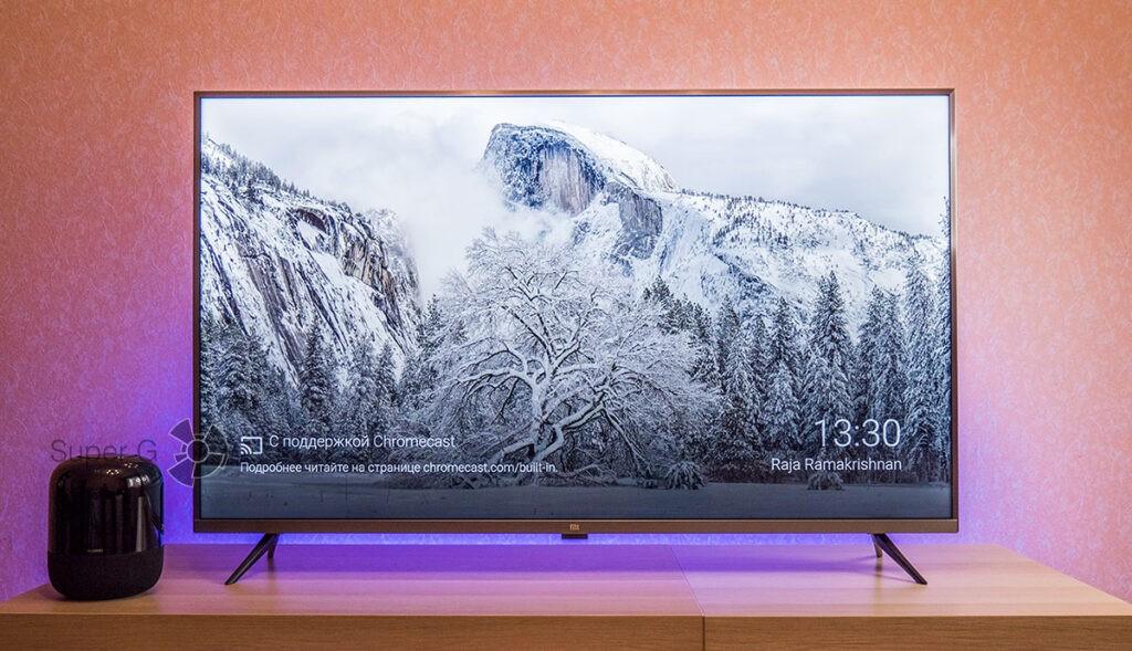 HDR Xiaomi Mi TV 4S 55