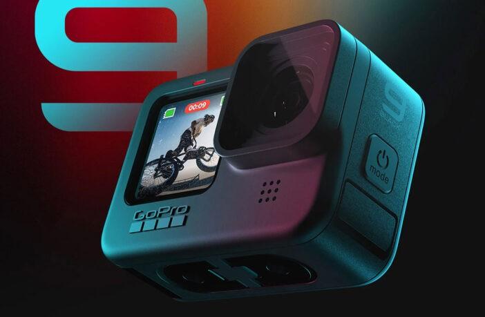 GoPro Hero 9 Black отличия